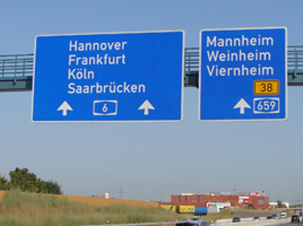 Arbeitskreis 3 – Verkehrszeichen